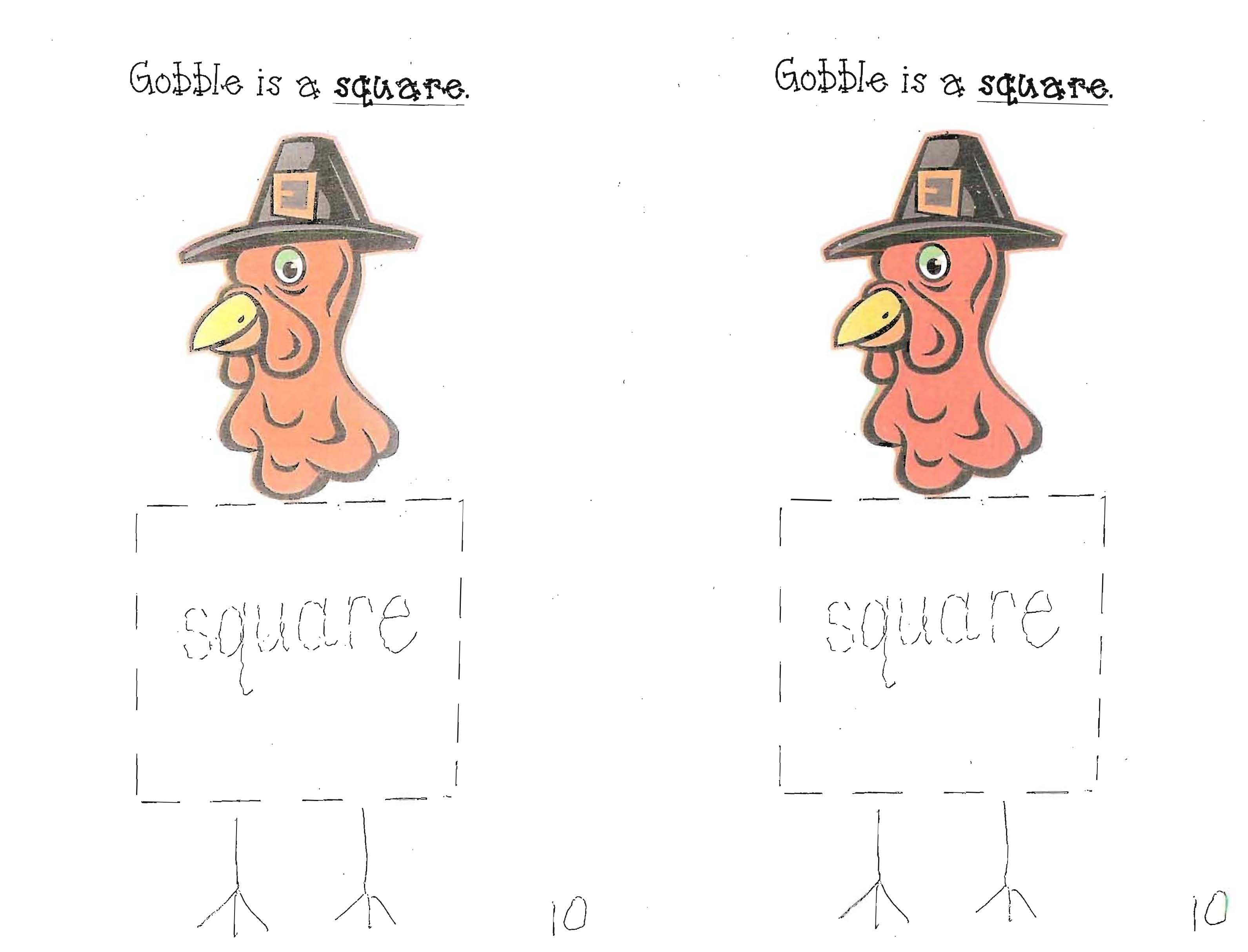 FREE common core lessons, turkey shape booklet, turkey activities, Thanksgiving activities, turkey lessons, Thanksgiving lessons, November easy readers, november booklet, turkey booklet, shape booklet, shape activities, shape lessons, common core lessons for first grade, common core lessons for kindergarten, rhyming reader, rhyming lessons, rhyming activities, rhyming booklet, Daily 5 activities for November, Word Work activities for November,
