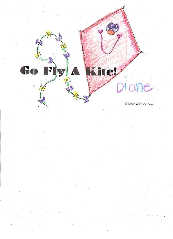 Booklet: Go Fly A Kite