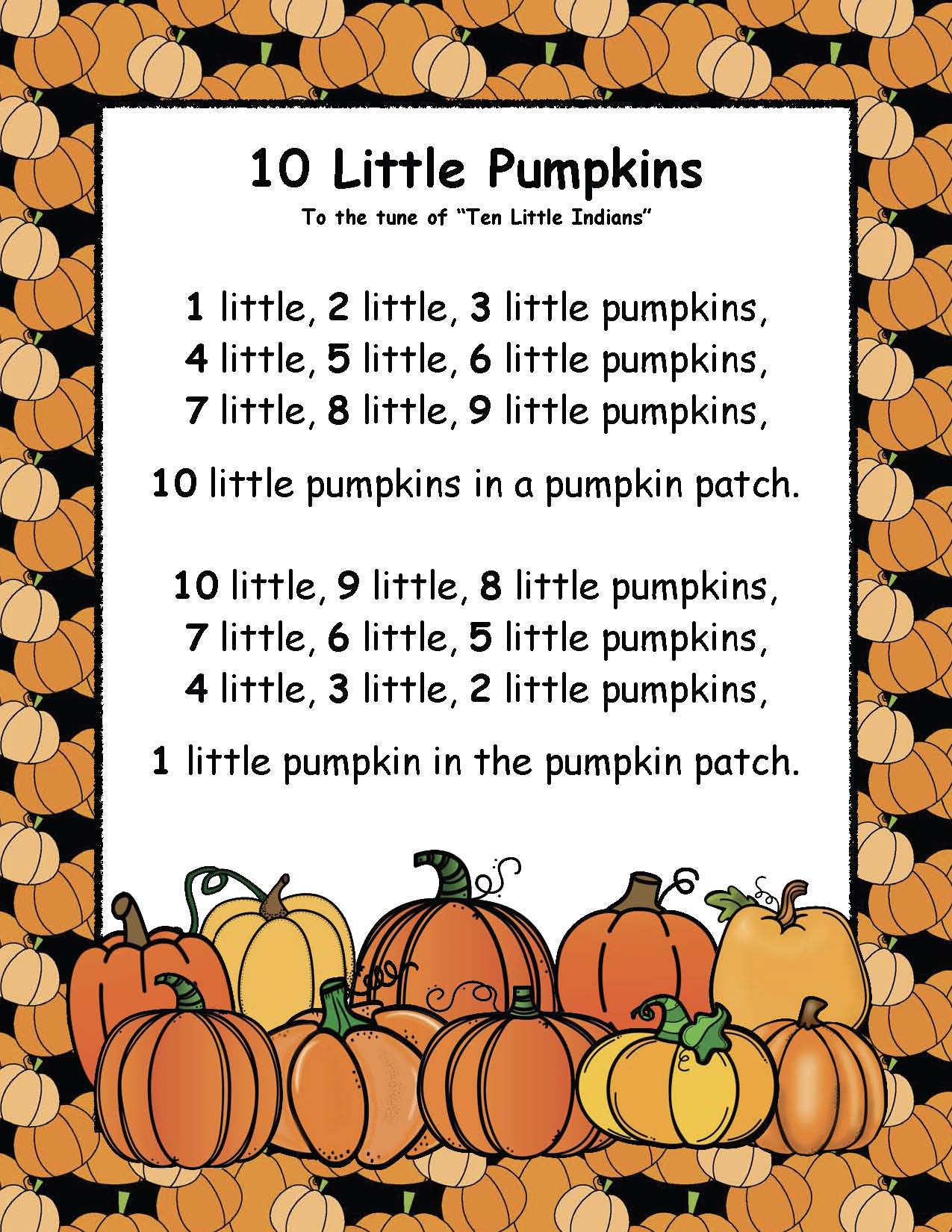 pumpkin activities, counting activities, number activities, pumpkin games,pmpkin songs, halloween activities, halloween games