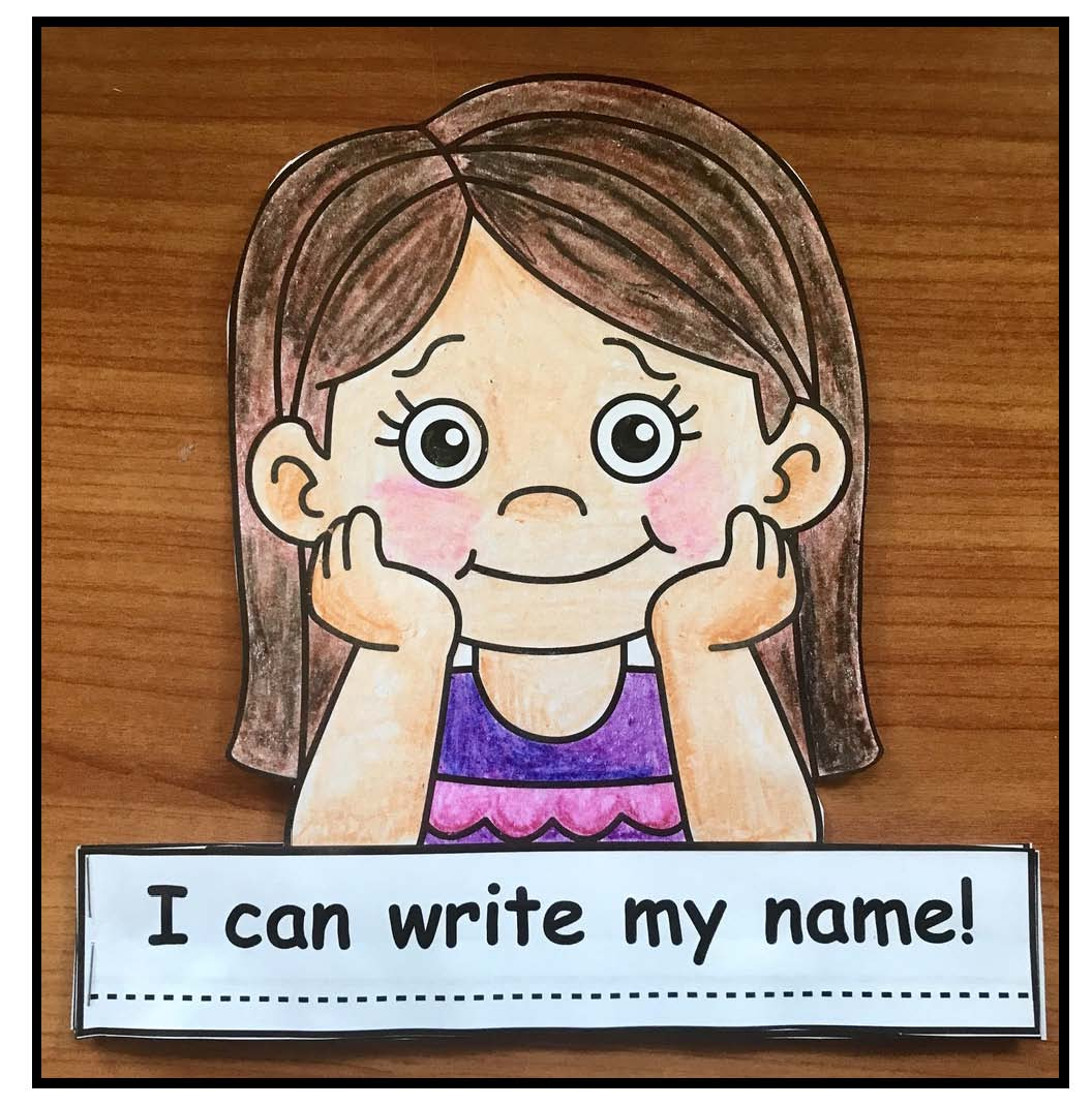 name writing activities, back to school activiteis, activities for the first day of school. 1st day activities, back to school bulletin boards