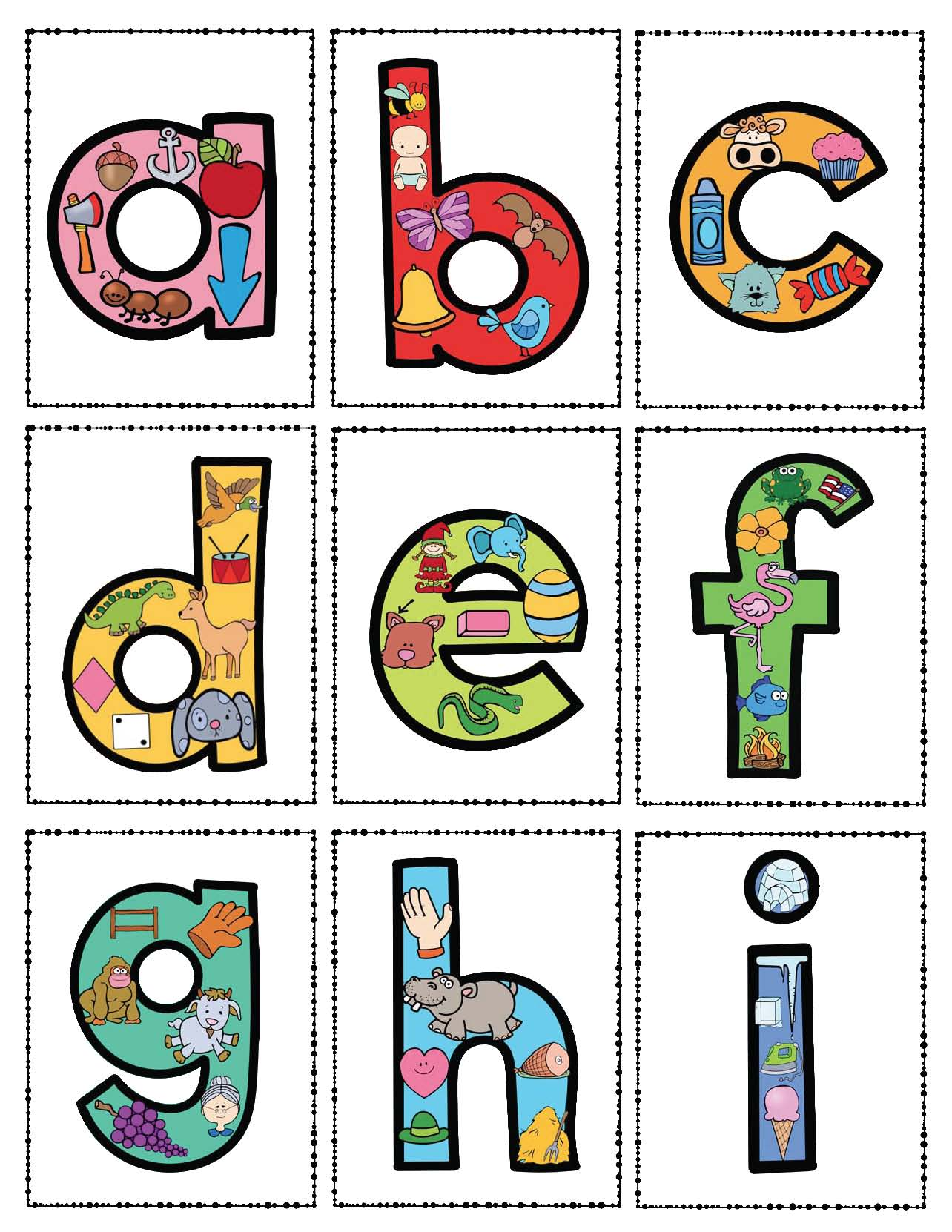 alphabet activities, alphabet games, alphabet posters,