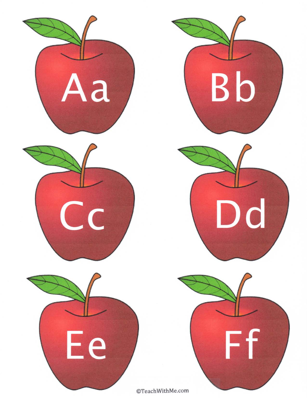 apple games, alphabet games, alphabet worksheets, alphabet cards, apple activities, alphabet cards,