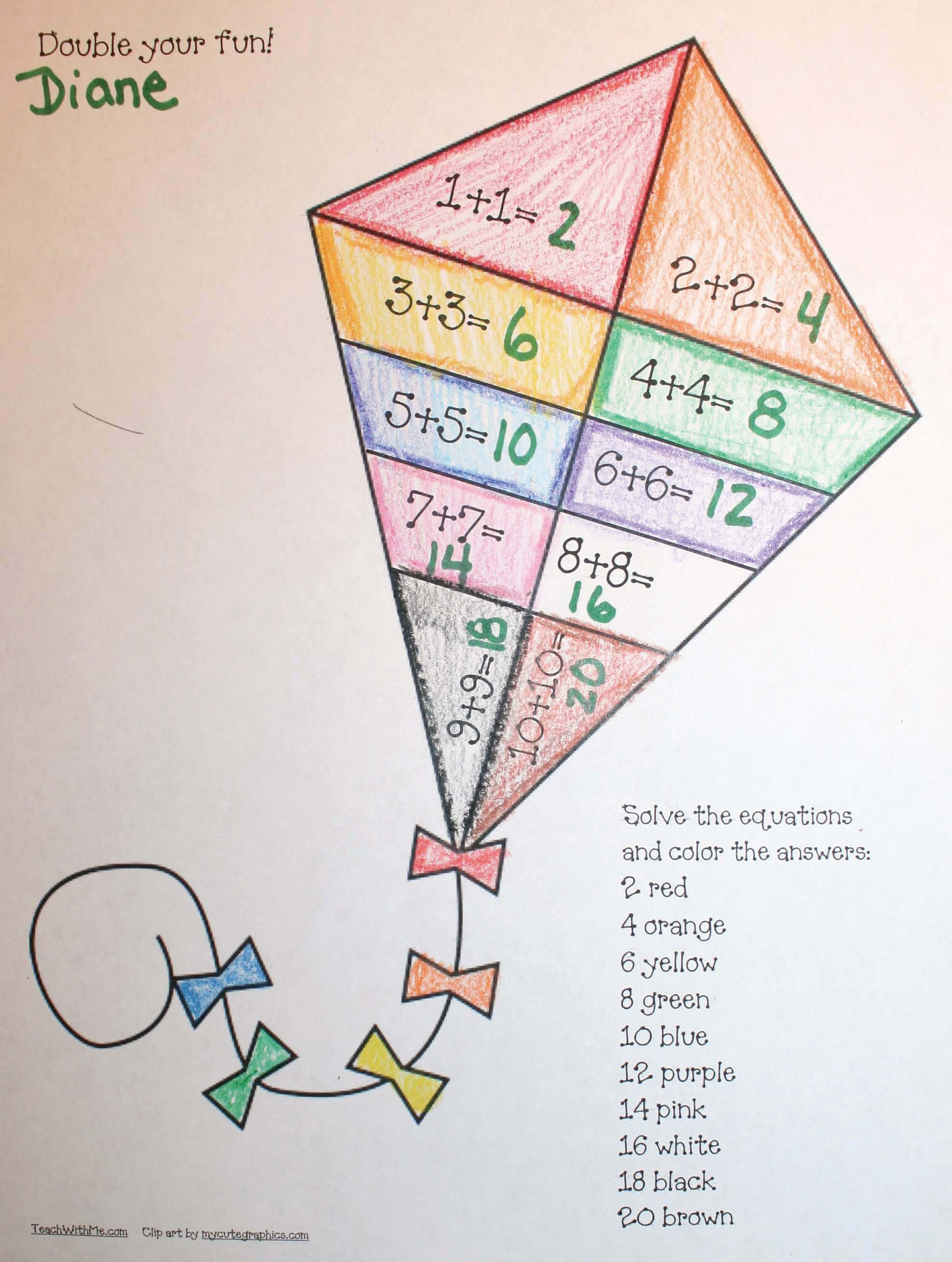 kite activities, common core kites, alphabet activities, alphabet games, alphabet assessment, skip counting activities, skip counting by 2s 3s 5s 10s, odd and even activities, tally marks, tally mark activities, number words, color words, doubles addition activities