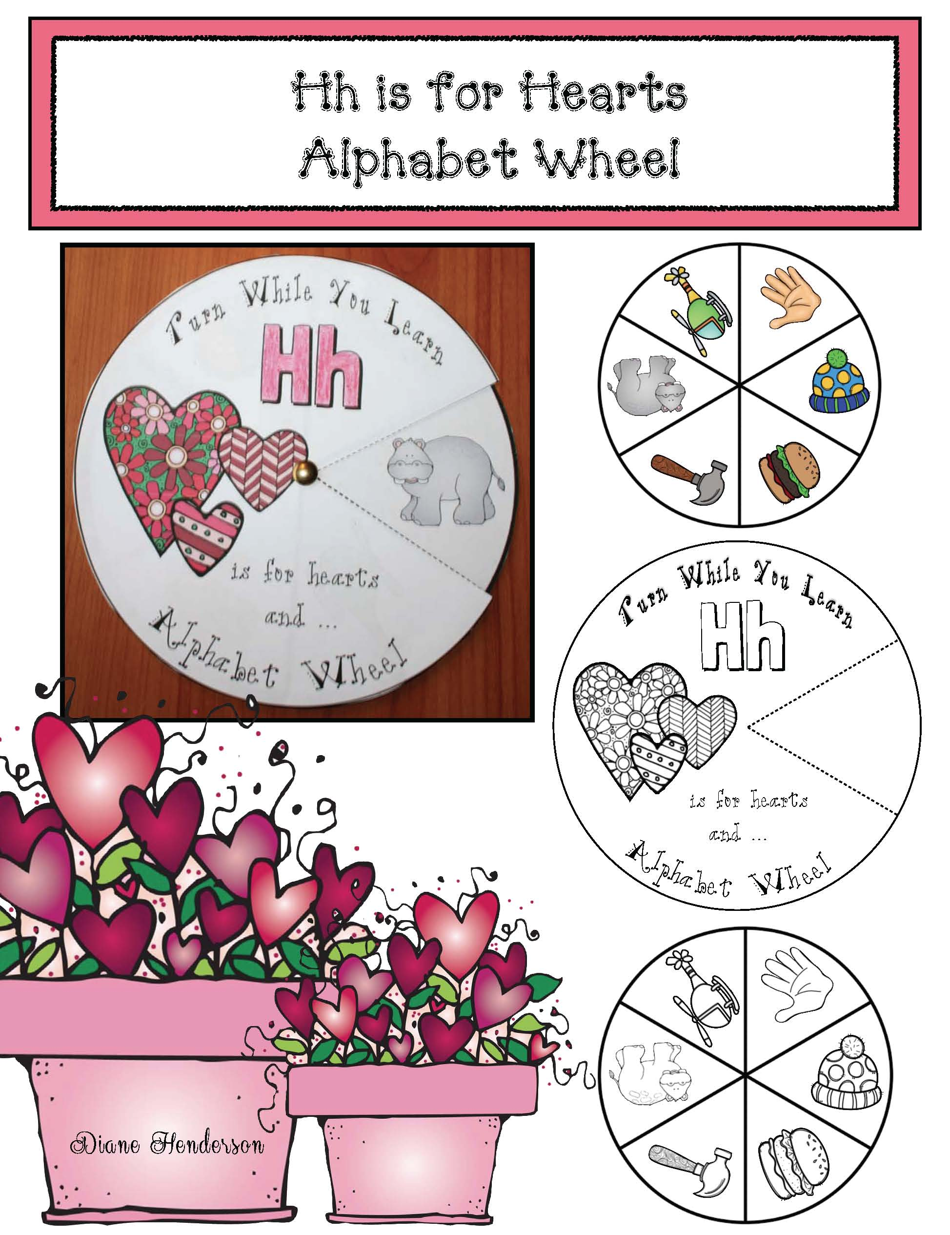 valentine crafts, valentine activities, february bulletin boards, 10 frame activities, alphabet wheels, alphabet activities, valenteens, teen number activities, hidden pictures, 100 chart activities