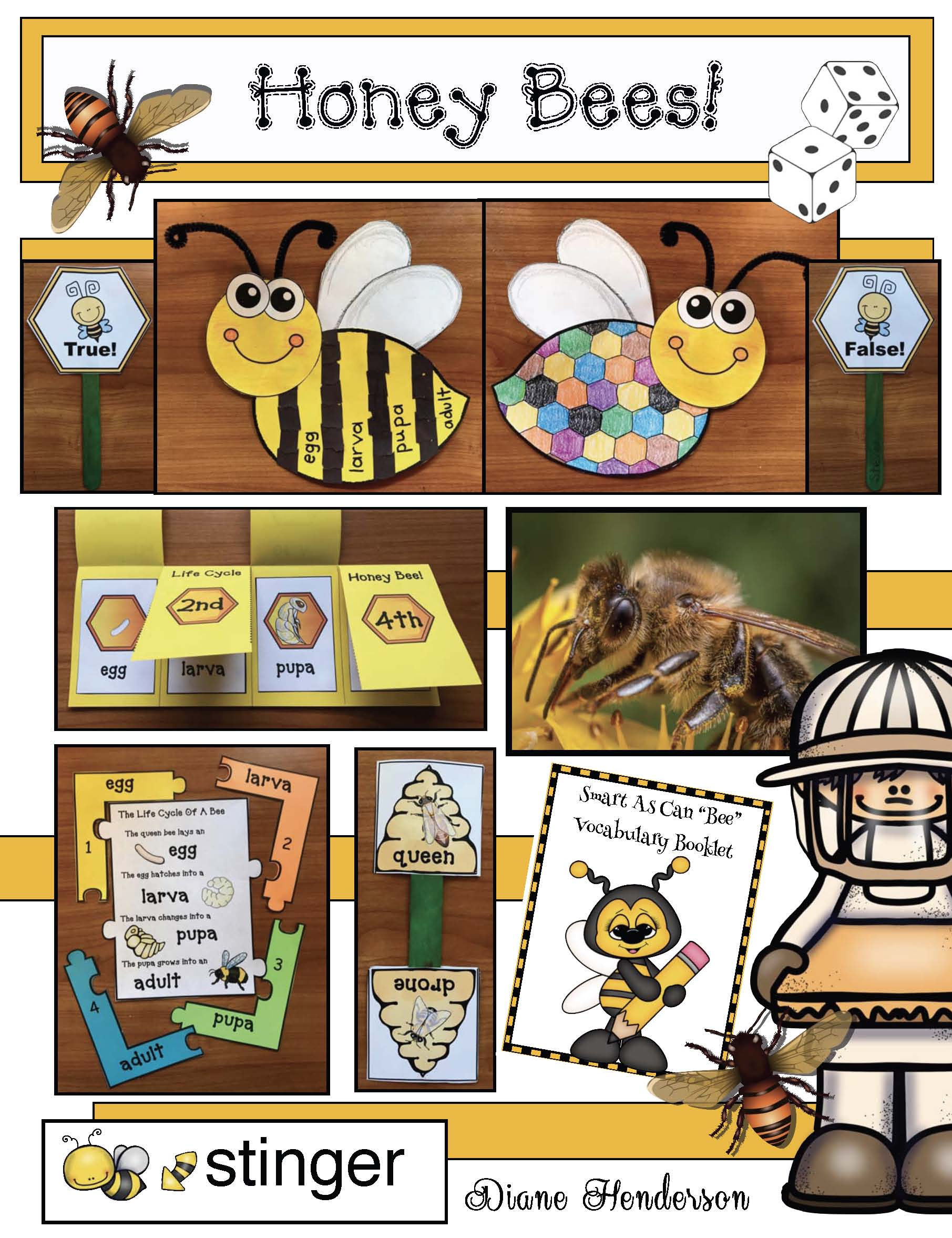 cov Honey Bee packet 2 copy 2