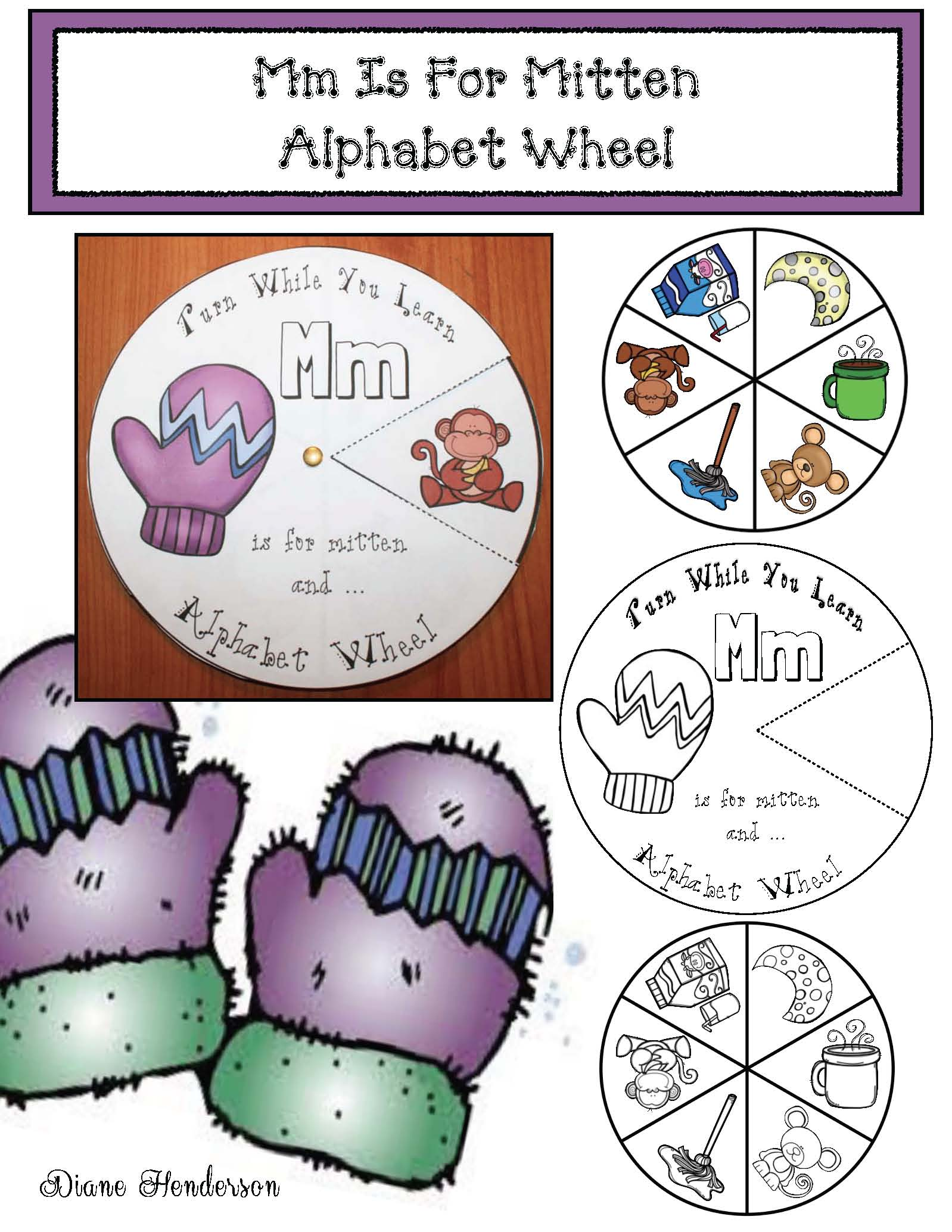 mitten activities, mitten crafts, mitten math, class made winter books, january writing prompts, activites to go with jan bretts the mitten, magic e activities, silent e activities, verb activities, mitten centers,