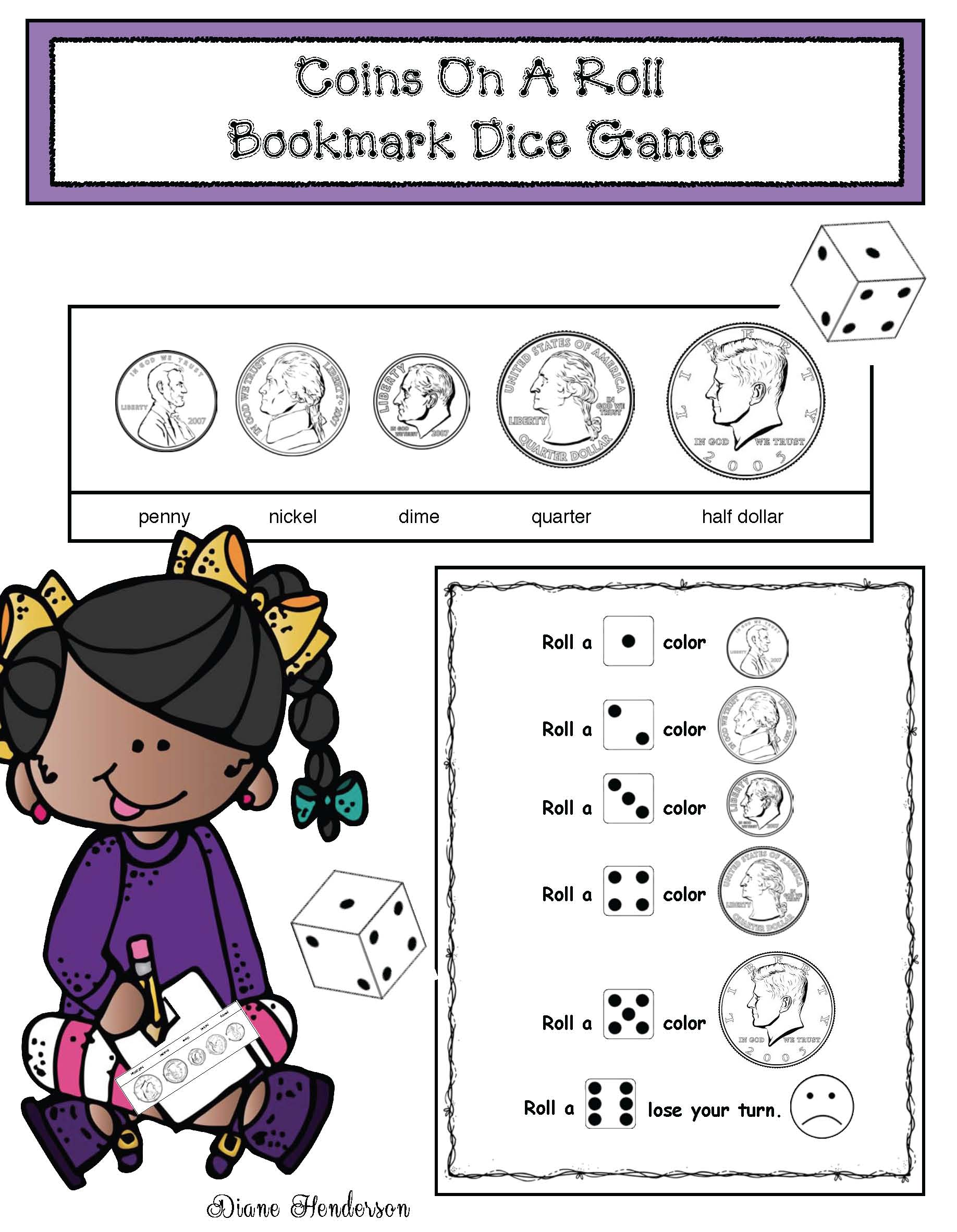 coin activities, coin crafts, coin venn diagerams, coin games, coin centers, coin posters, coin booklet, presidents day crafts, presidentswday activities, presidents day writing prompts, lincolns log cabin craft, lincolns log cabin writing promtps