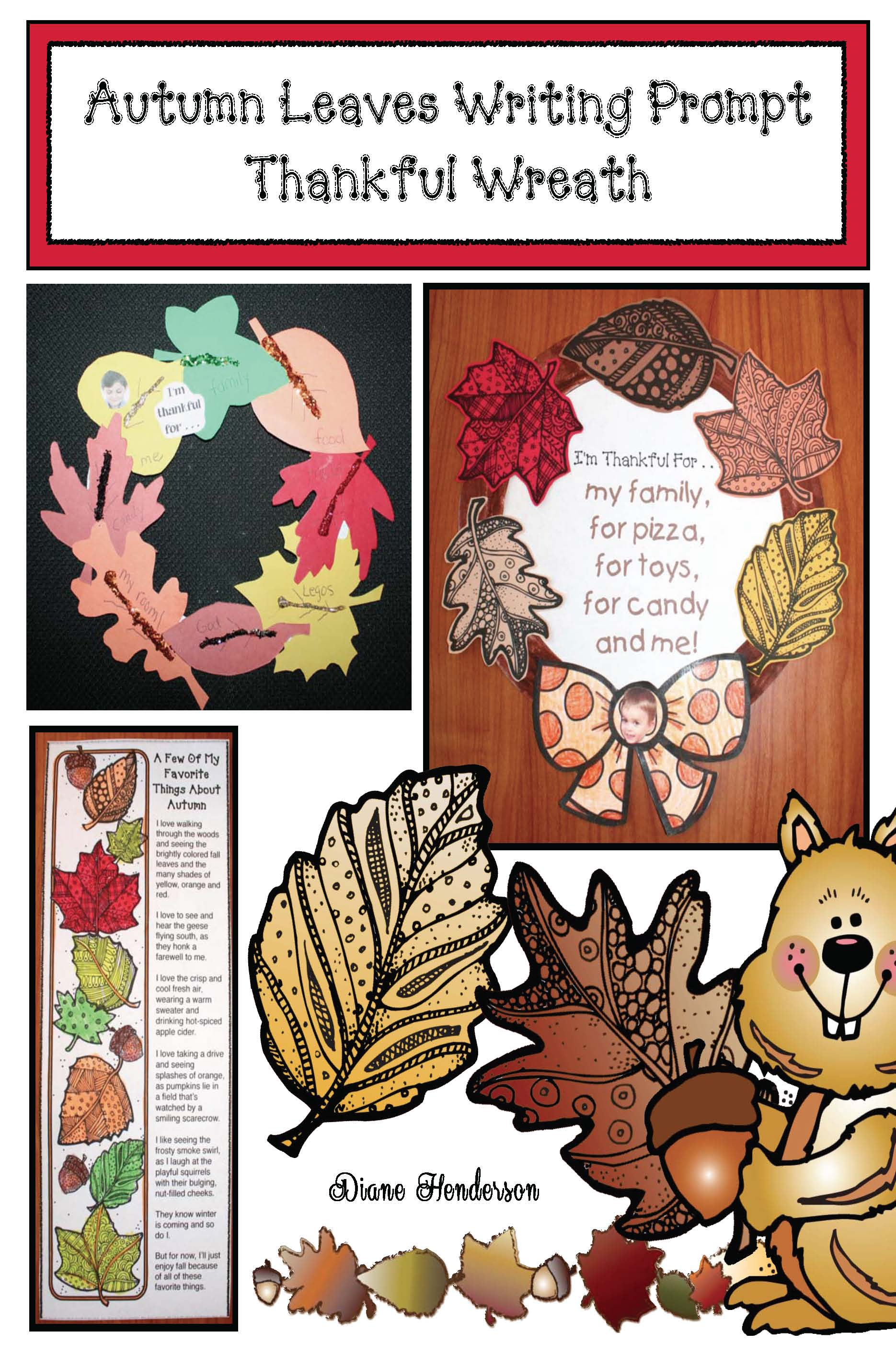 cover thankful wreath