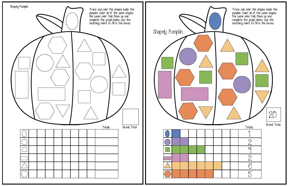 fall graphing  worksheets, pumpkin activities, pumpkin games, pumpkin centers, apple games, apple activities, apple centers