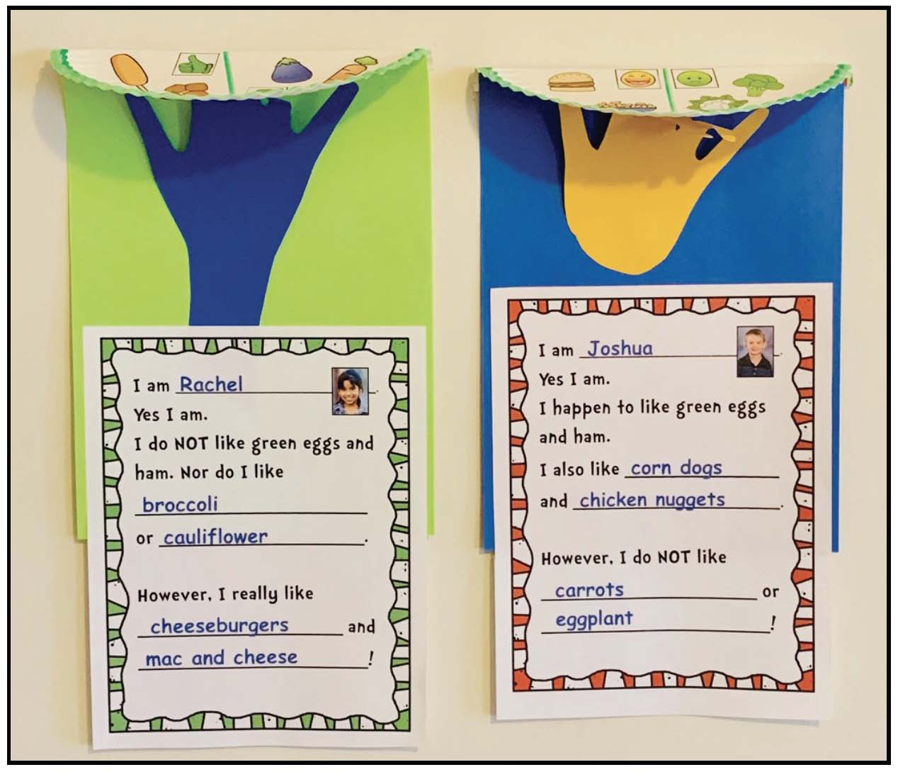 green eggs and ham paper plate craft, green eggs and ham writing prompt worksheet, green eggs and ham graph, dr. seuss activities, dr. seuss crafts, green eggs and ham activities, green eggs and ham crafts, march writing prompts, read across america bulletin boards, seuss bulletin boards, seuss writing prompts
