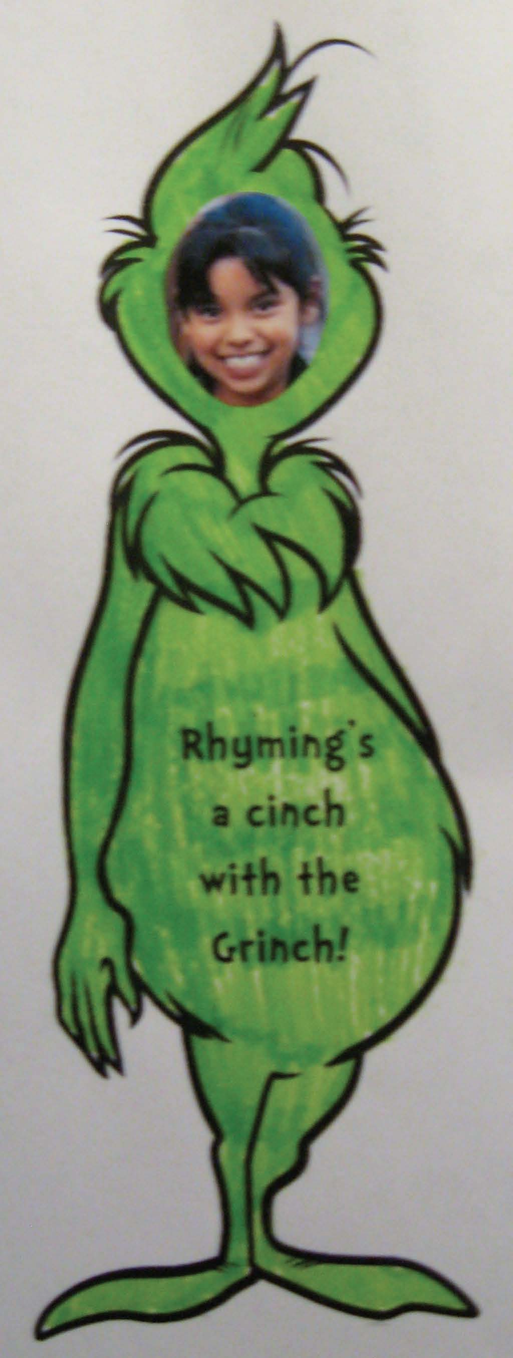 grinch doorknobber craft, seuss crafts, seuss activities, grinch activities grinch crafts, seuss writing prompts
