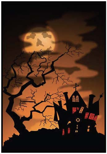 haunted house writing prompt crafts, haunted house crafts, haunted house activities, Halloween activities, October bulletin board ideas, October writing prompts,