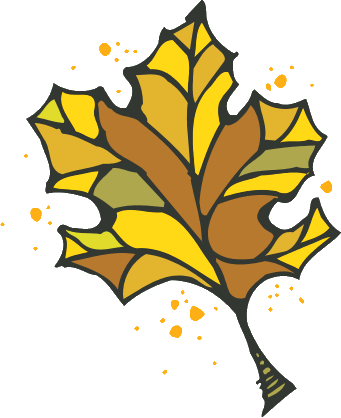 fall leaf tweak