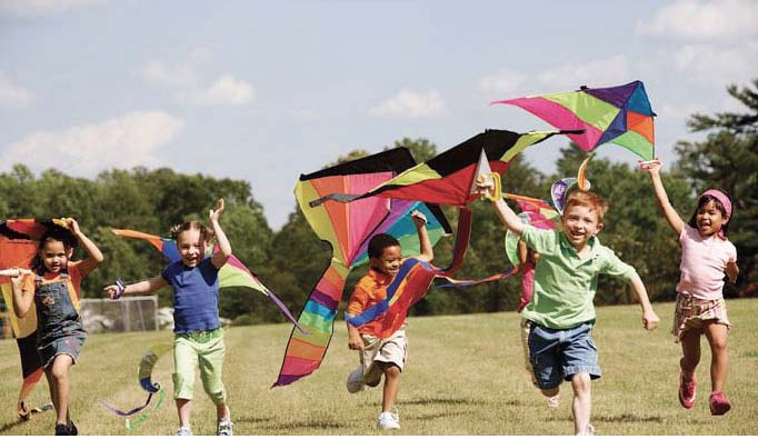 Free Common Core kite activities