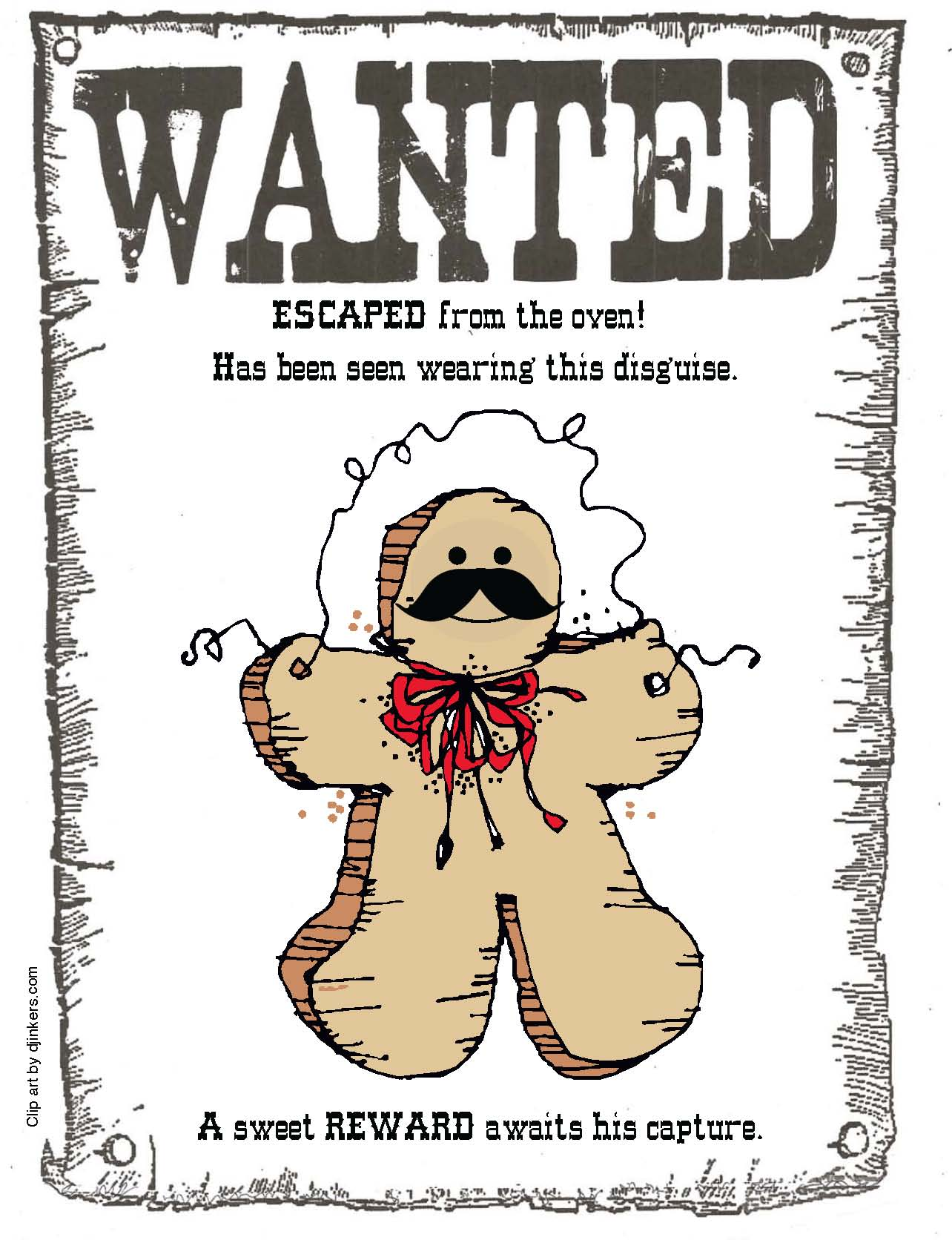 gingerbread activities, gingerbread lessons, activities to go with The gingerbread man story, common core gingerbread, word family activities, an family activities, ox family activities, gingerbread crafts, gingerbread with a mustache, wanted posters, common core gingerbread, daily 5 for december,