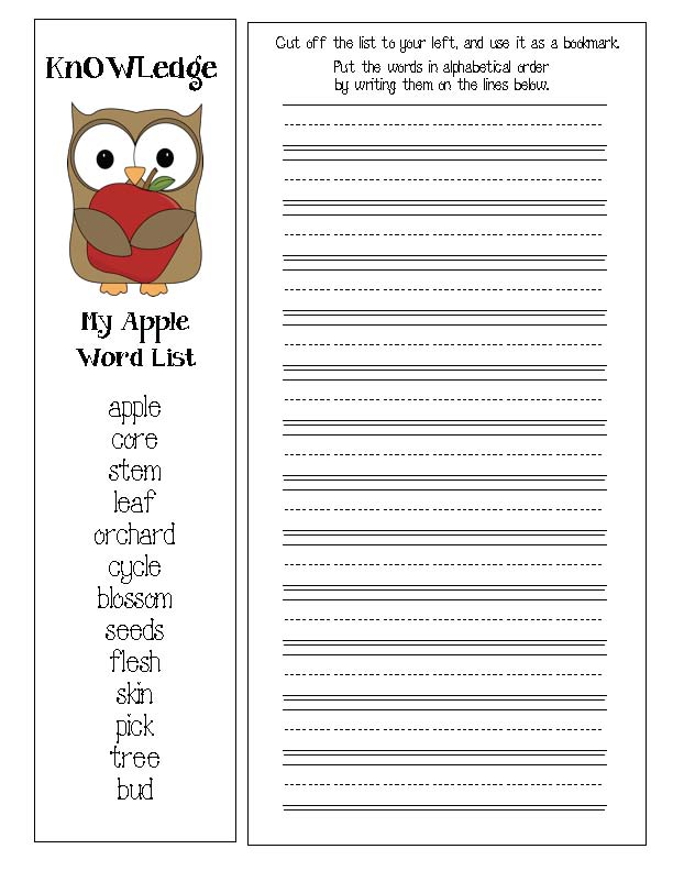 list of 290 antonyms,apple activities, apple puzzles, apple games, common core apples, free ccss apples, free commom core for kindergarten and 1st grade, antonym activities, apple bookmark, apple themed vocabulary, synonym activities, Daily 5 word work, daily 5 for fall,