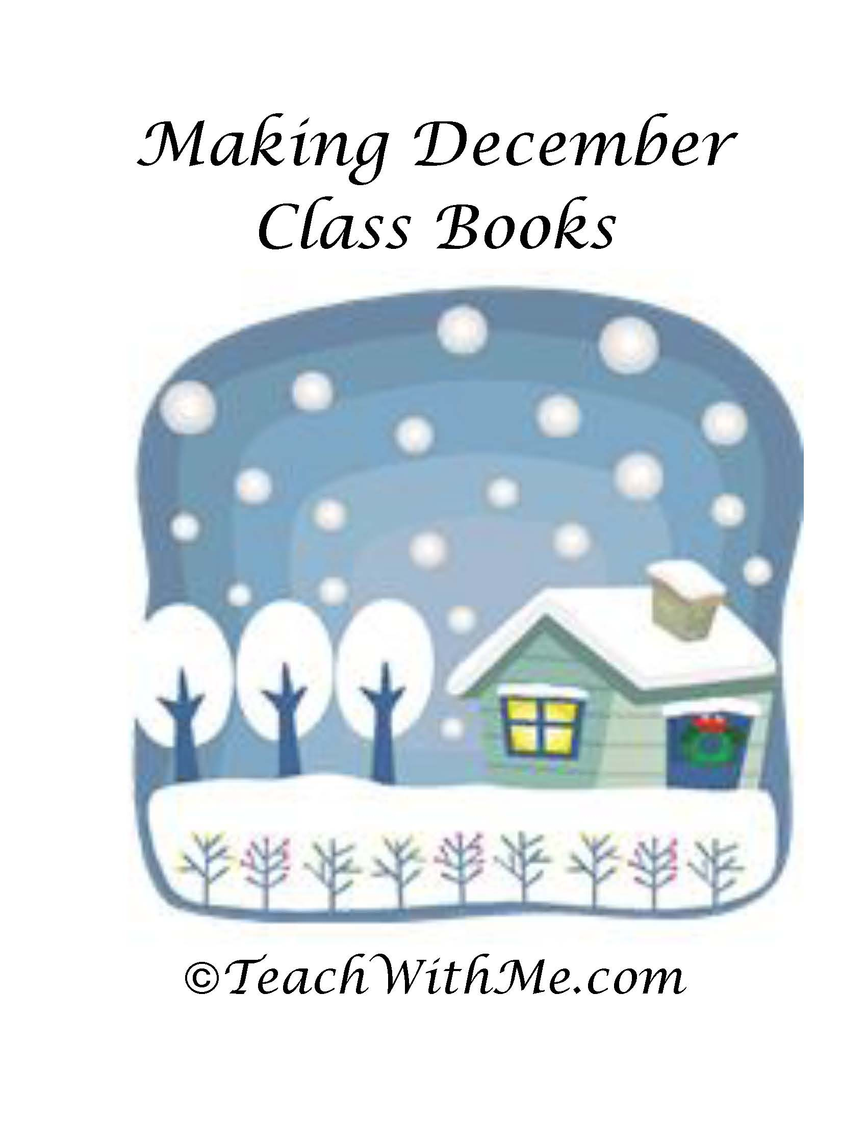 christmas activities, penguin activities, december writing prompts, december writing activities, december graphing, graphing activities,  color word activities, number word activities, making class books, snow day activities, writing prompts for december, december booklets, writing centers, daily 5 activites, daily 5 activities for december, winter writing activites, winter writng prompts, christmas writing