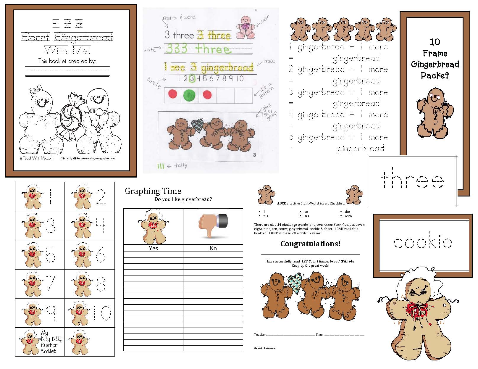 gingerbread activities, skip counting activities,10 frame templates, gingerbread 10 frames,  gingerbread centers, gingerbread math, gingerbread number cards, gingerbread lessons, common core gingerbread, gingerbread games, gingerbread certificates, skip counting with gingerbread, gingerbread bookmarks