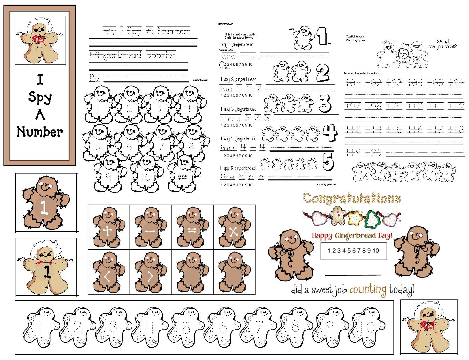 gingerbread activities, skip counting activities, gingerbread centers, gingerbread math, gingerbread number cards, gingerbread lessons, common core gingerbread, gingerbread games, gingerbread certificates, skip counting with gingerbread, gingerbread bookmarks