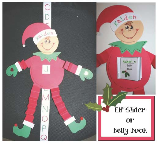 elf activities, elf on a shelf activities, elf on a shelf, december writing prompts, journal writing, diary writing, alphabet activities, daily 5 activities, daily 5 for december, winter writing prompts, elf writing prompts, shape activities, counting backwards activities, skip counting activities, elf crafts, arts and crafts for december, december writing centers