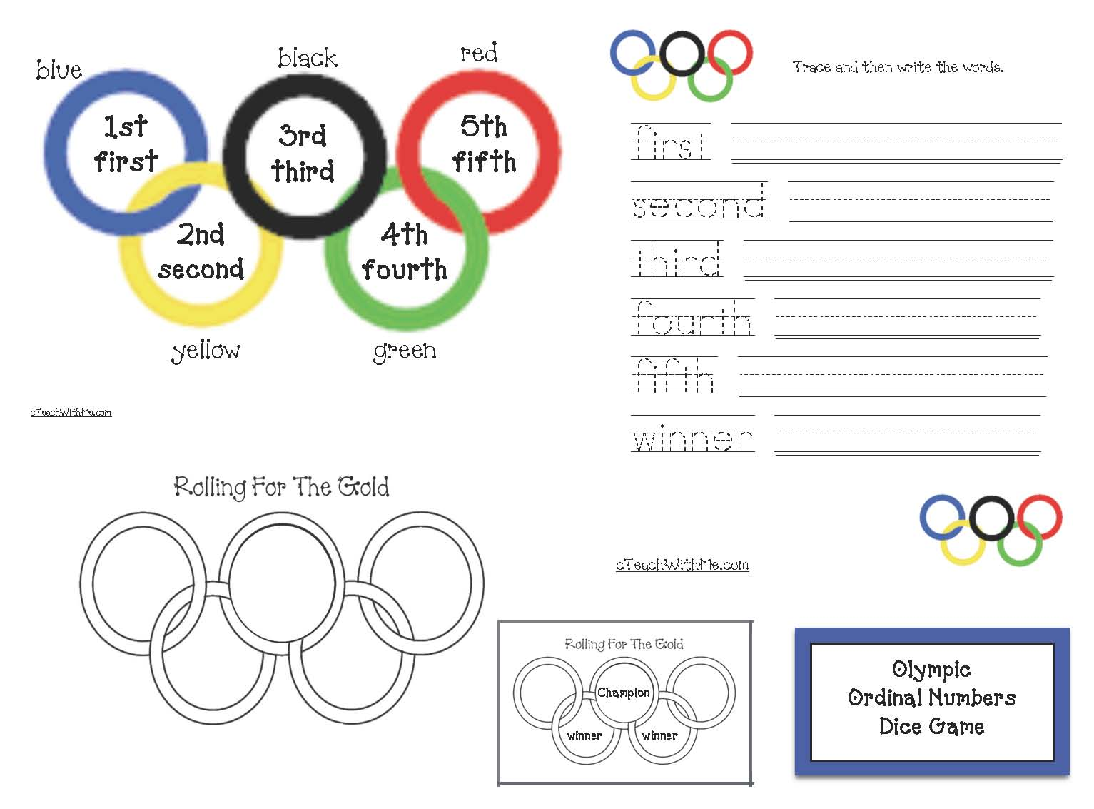 olympic activities, telling time activiteis, 1.MD.3 common core state standards for 1st grade, telling time assessments, a list of all of the places the Olympics have been held, winter olympic activities, summer olympic activities, olympic flag crafts, olympic crafts, information about the olympics for kids, Olympic facts for kids, olympic alphabet cards, olympic centers, olympic number cards, olympic puzzles, olympic lessons, olympic reports,