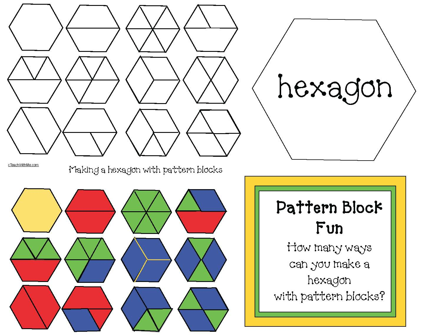 pattern blocks, pattern block stickers, trapezoid pattern blocks, trapezoid activities, pattern block templates,pattern block activities, hexagon activities, hexagon posters, pattern block posters, pattern block worksheets, pattern block numbers, pattern block letters, pattern block games, pattern block mats, 20 free pattern block mats, fractions with pattern blocks, pattern block pattern cards, pattern block alphabet cards, pattern block number cards, pattern block posters, pattern block math activities, shape activities, shape posters, traceable pattern blocks, pattern block templates