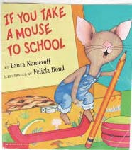 if you take a mouse to school activities
