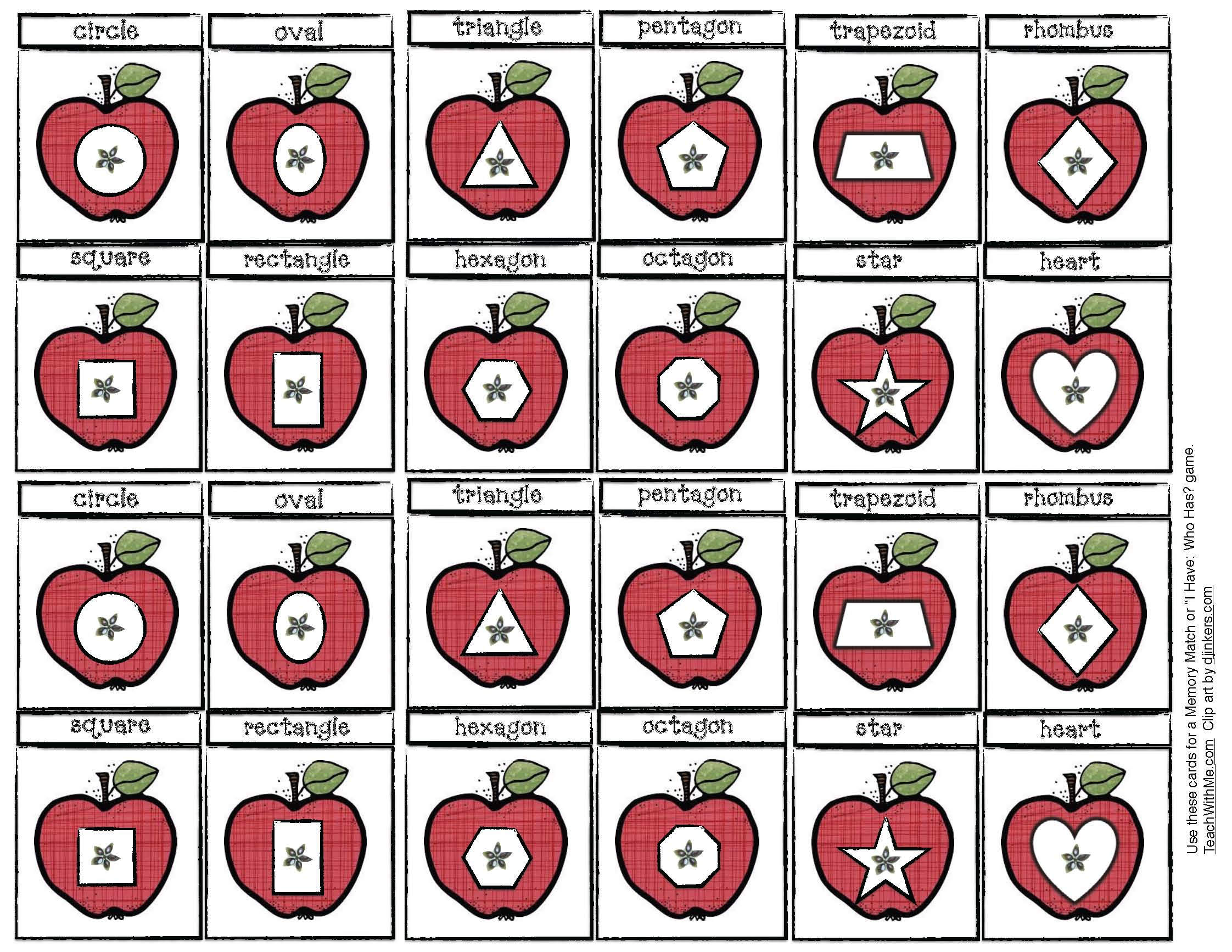 jonny appleseed activities, johnny appleseed, apples, apple activities, shape activities, apple games, shape games,