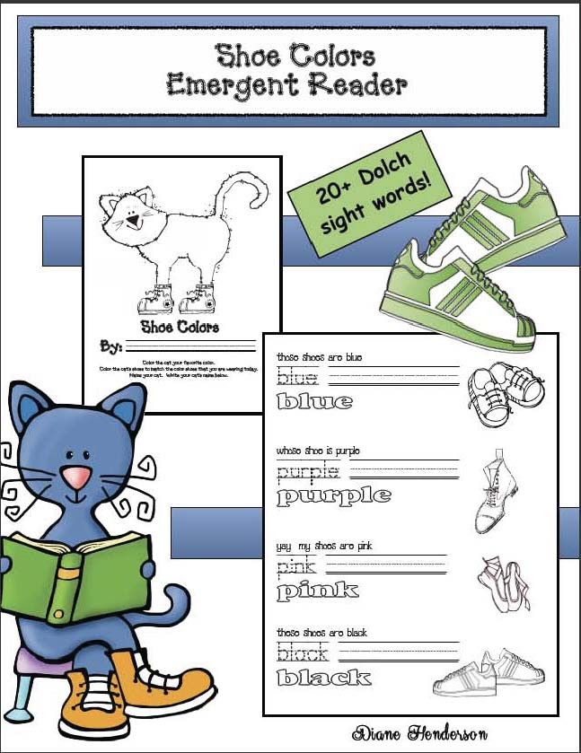 pete the cat activities, color games, color activities, color word games, color word activities, activities to go with rockin in my school shoes, activities to go with i love my white shoes,