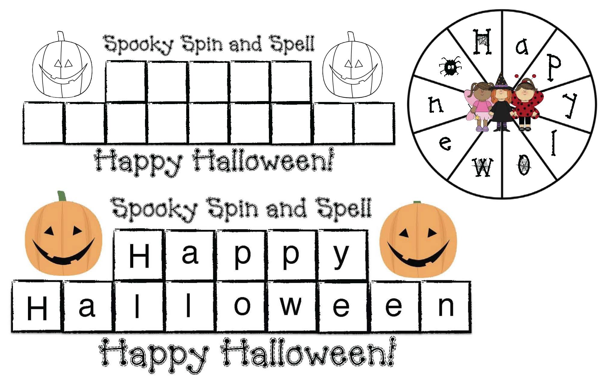 spooky spin and spell, how many words can you make with pumpkin, mustache word scramble, Halloween games, halloween activities, halloween coloring pages, halloween puzzles, halloween word games, halloween dice games, 100 chart games, 100 chart activities, hidden pictures in a 100 grid, pumpkin activities, pumpkin games, end punctuation activities, capitalization activities, spelling games, spelling activities, halloween writing prompts,