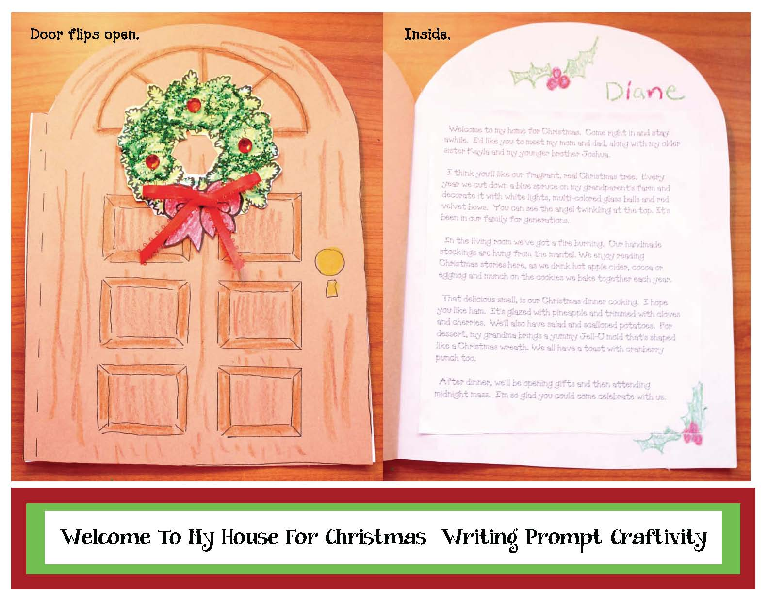 creative writing prompts for Christmas, spin a story, spin a story writing prompt games, writing prompts for december, december bulletin board ideas, dear santa letter, spin a Christmas story, writing games and activities for winter