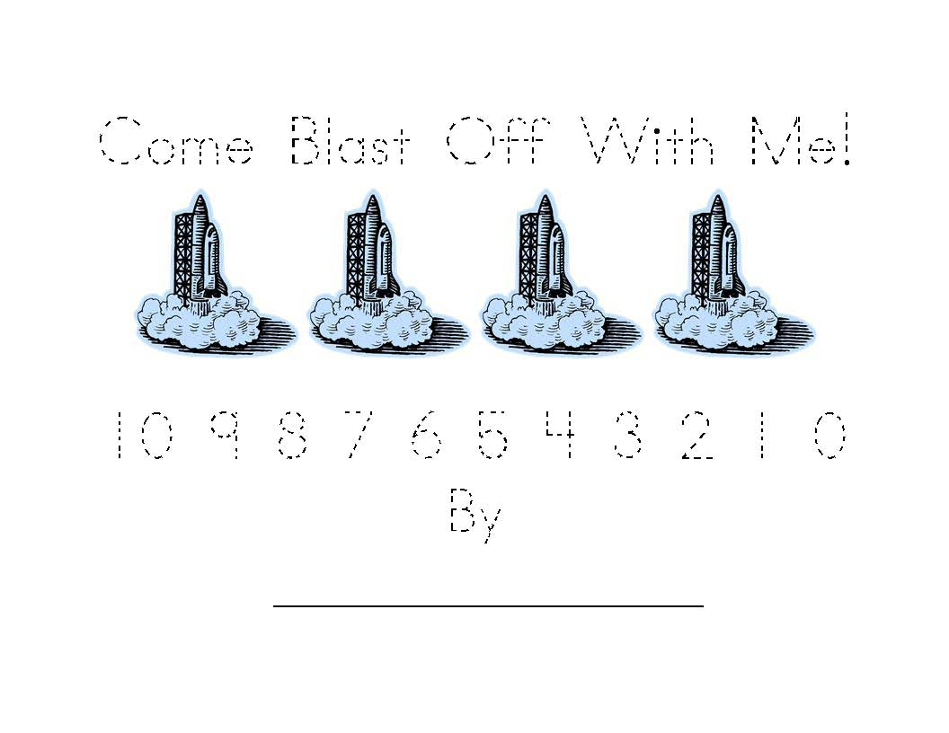 blast off with me booklet, blast off activities, blast off lessons, blast off ideas, counting backwards ideas, counting backwards lessons, counting backwards activities, counting backwards certificate, counting backwards games,