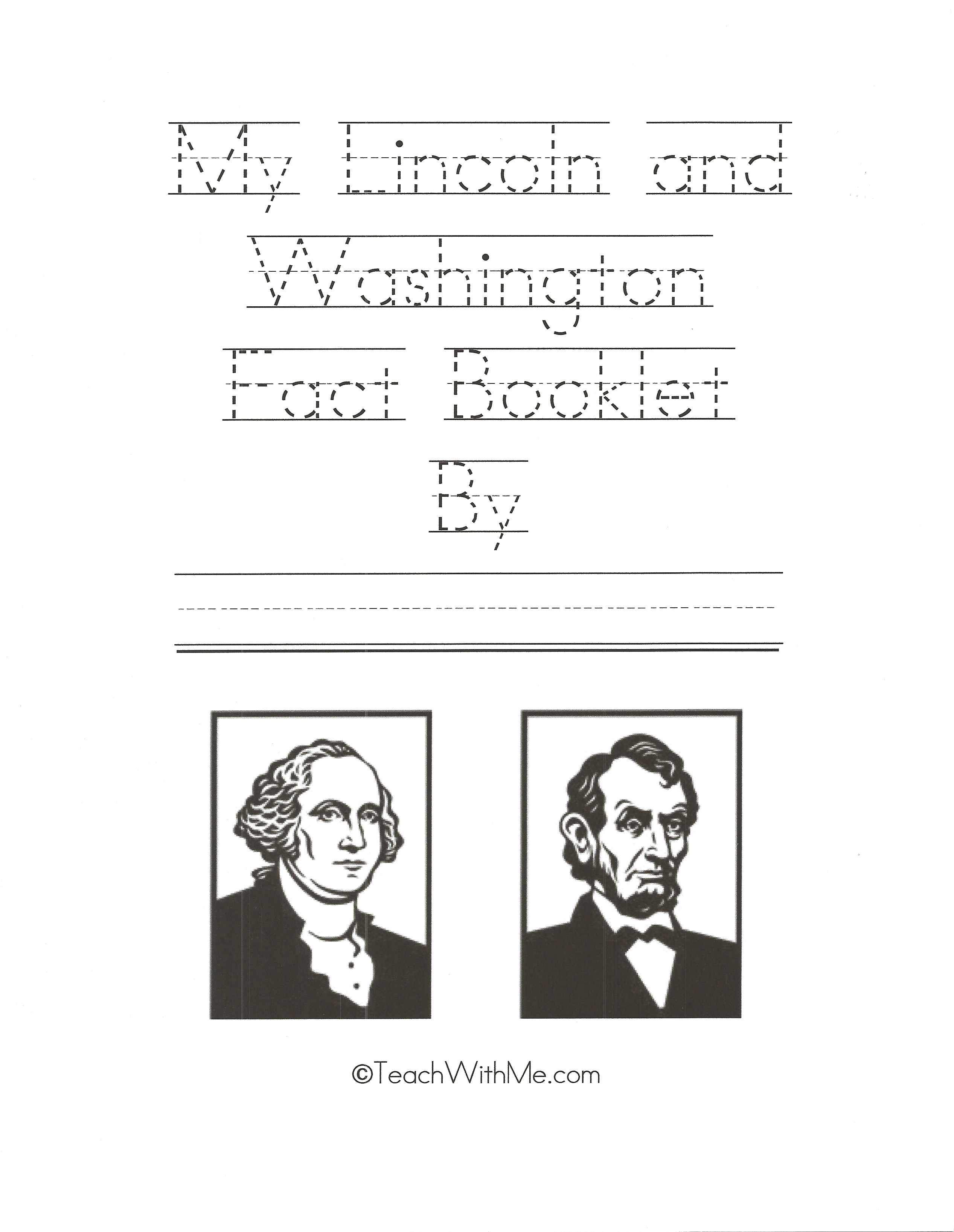 washington activities, lincoln activities, presidents day activities, presidents day centers, presidents day writing prompts, writing prompts for february, writing prompts for kindergarten, writing prompts for first grade, making class books, class books,writing class books,