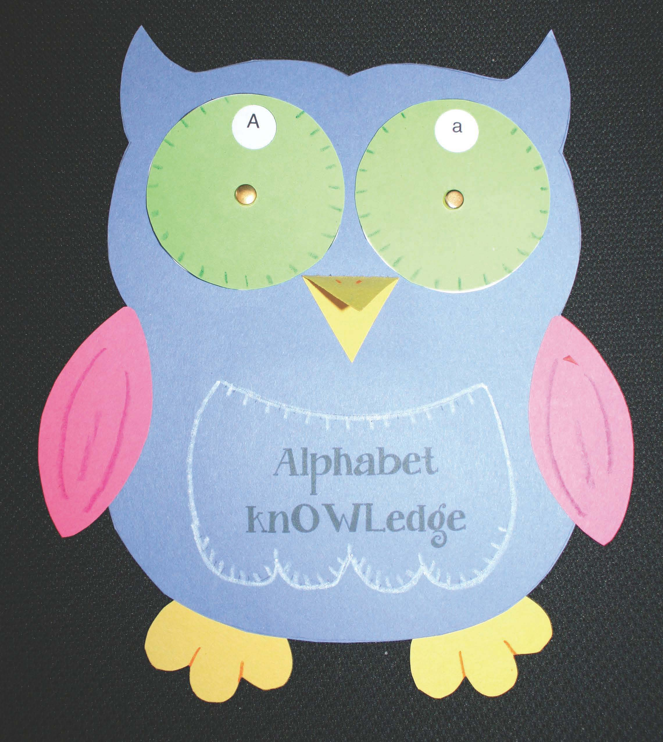 owls, alphabet activities, owl lessons, owl crafts, owl art projects, alphabet lessons, alphabet assessments, common core for kindergarten, common core for 1st grade, free common core lessons,