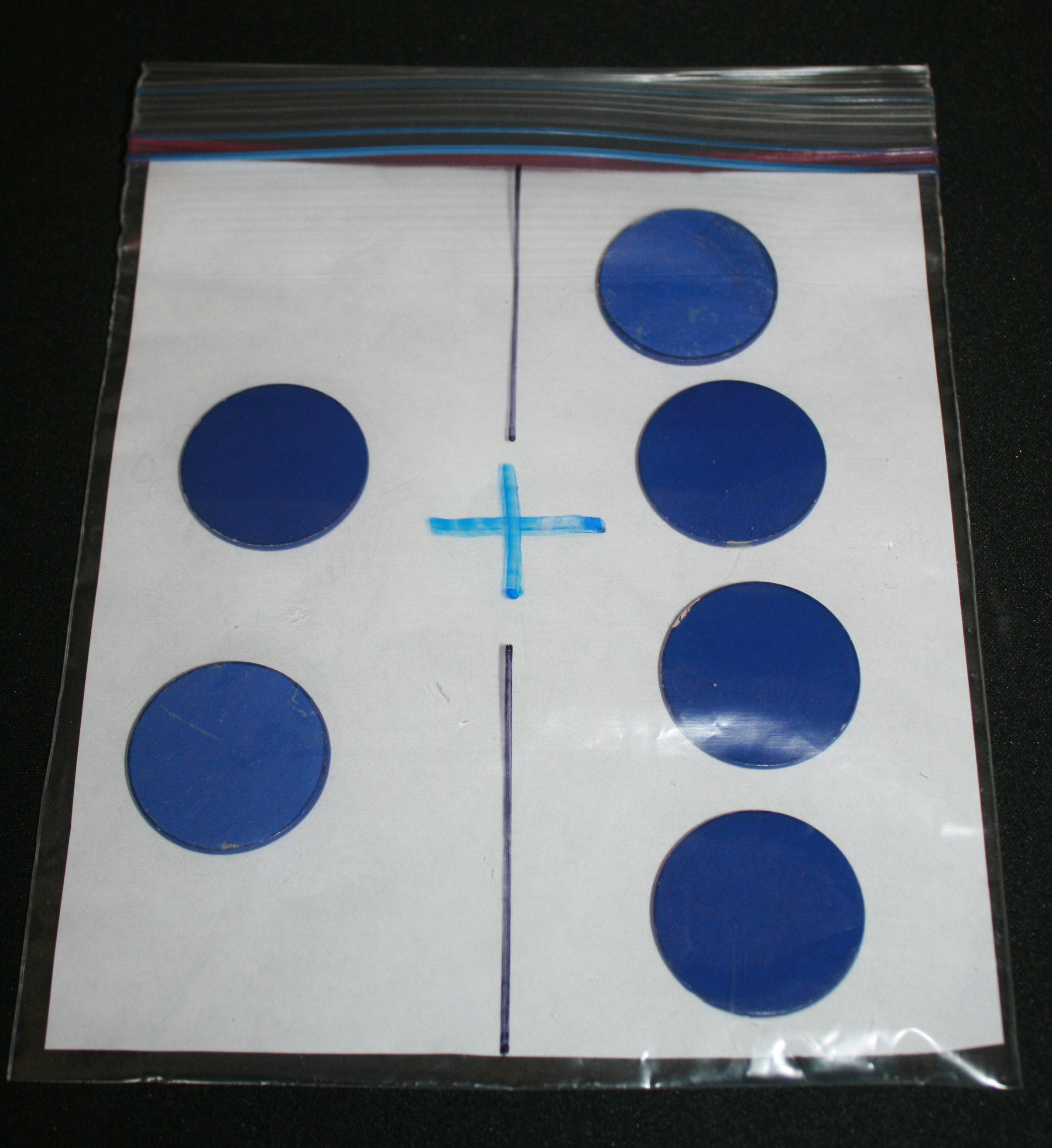 math games, addition math games, addition activities, addition lessons, addition ideas, playing dice games to teach adddtion, math manipulatives, hands on ideas for math, addition bead bracelets, addition manipulative baggies, math baggies,