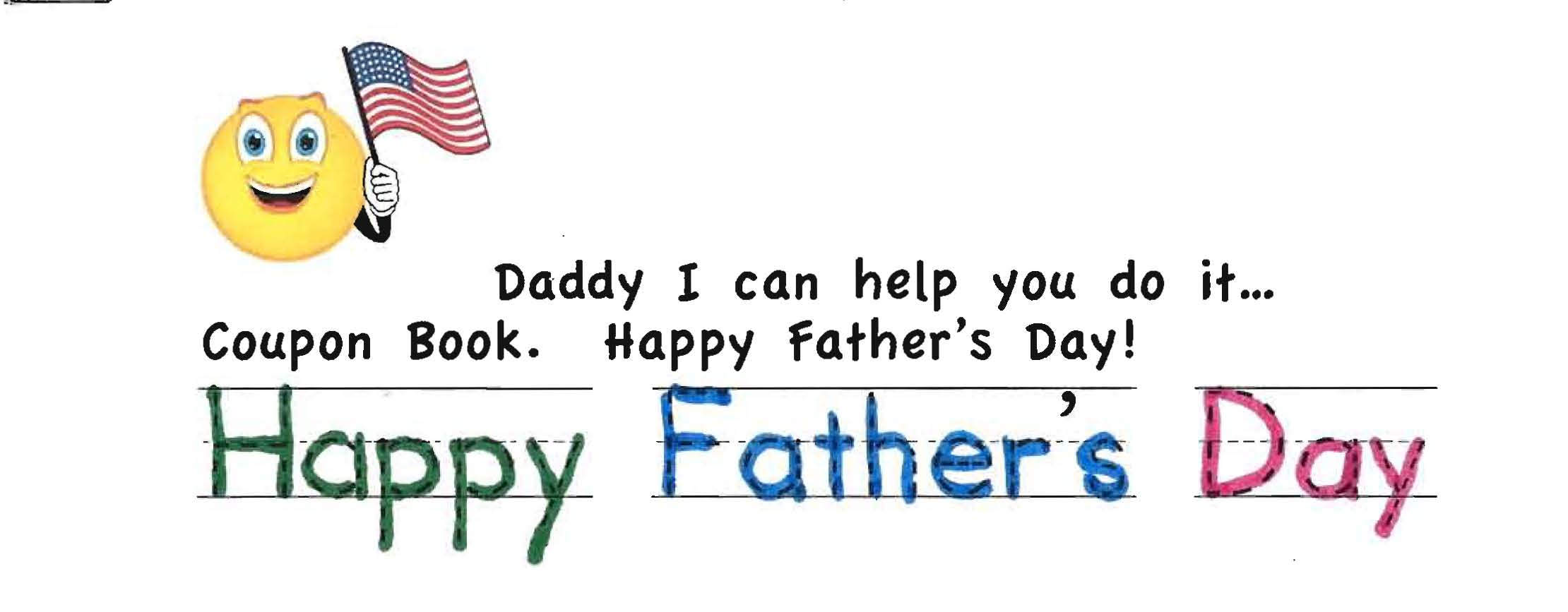 Father's Day coupon, Father's day ideas, Father'd day books, June books to read, father's day cards
