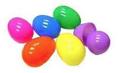 plastic egg activities, ideas for plastic eggs, Easter activities,