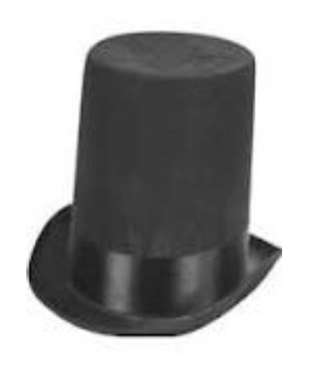 stovepipe hat, top hat, lincolns hat, how to make a stovepipe hat, how to make a top hat, seuss hat, dr. seuss hat, how to make a seuss hat, washingtons hat, generals hat, pirate hat, how to make a pirate hat, tricorn hat, how to make a tricorn hat, how to make washingtons hat
