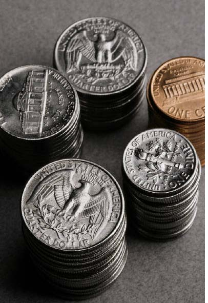 President Lincoln, coins, coin activities, coin games, coin lessons, coin booklets, coin art projects,