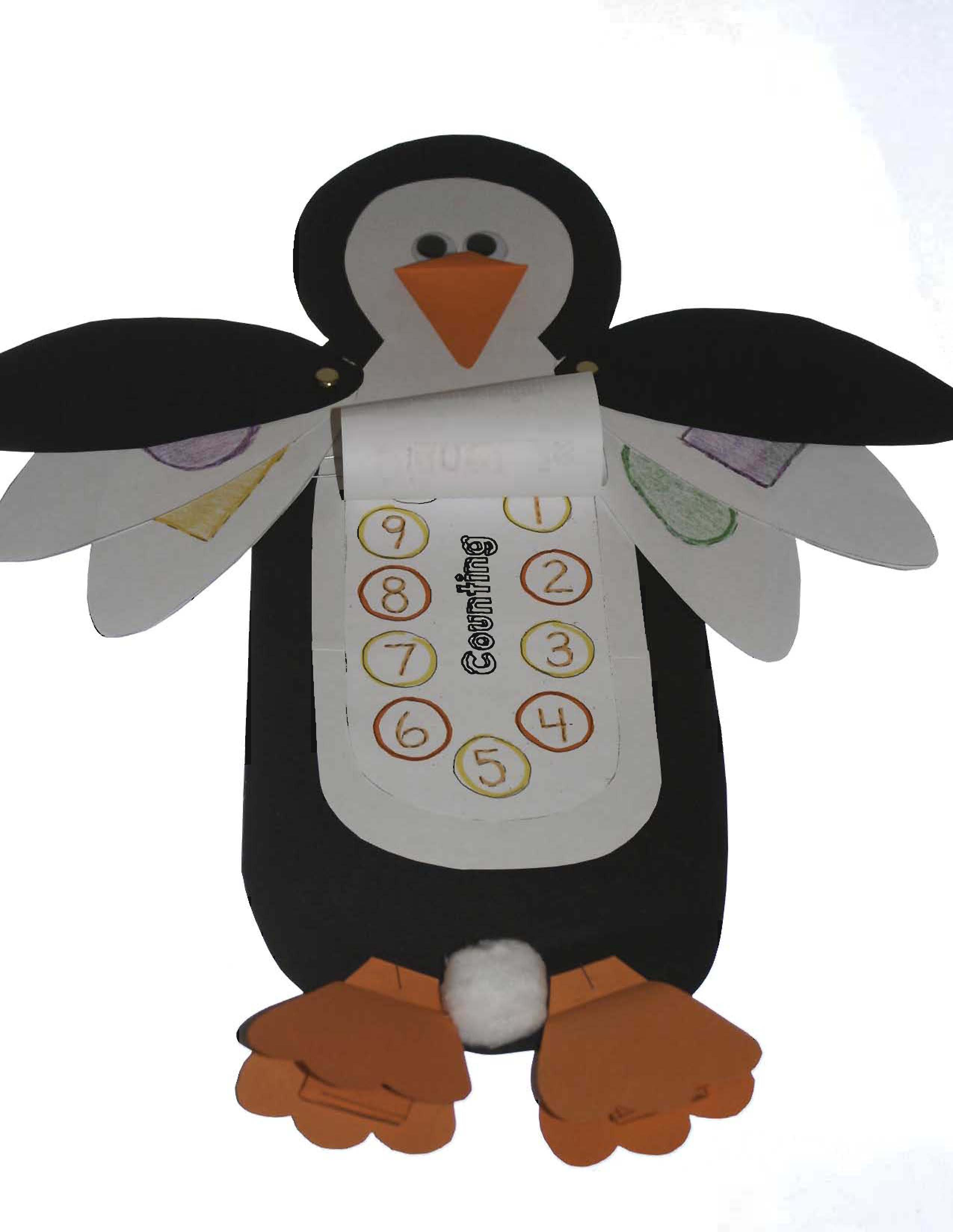 penguin shapes, shapes, penguin booklet, penguin bulletin board ideas, penguin bulletin boards, January bulletin boards, january bulletin board ideas, winter bulletin boards, penguin crafts, penguin activities, penguin centers, shape booklet, shape activities,