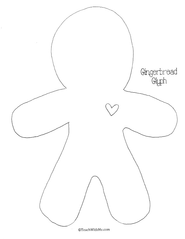 gingerbread glyph, FREE common core lessons, gingerbread activities, gingerbread lessons, december activities, december lessons, december bulletin boards, december bulletin board ideas, gingerbread glyph, glyphs, graphing extensions, graphs, december graphs,
