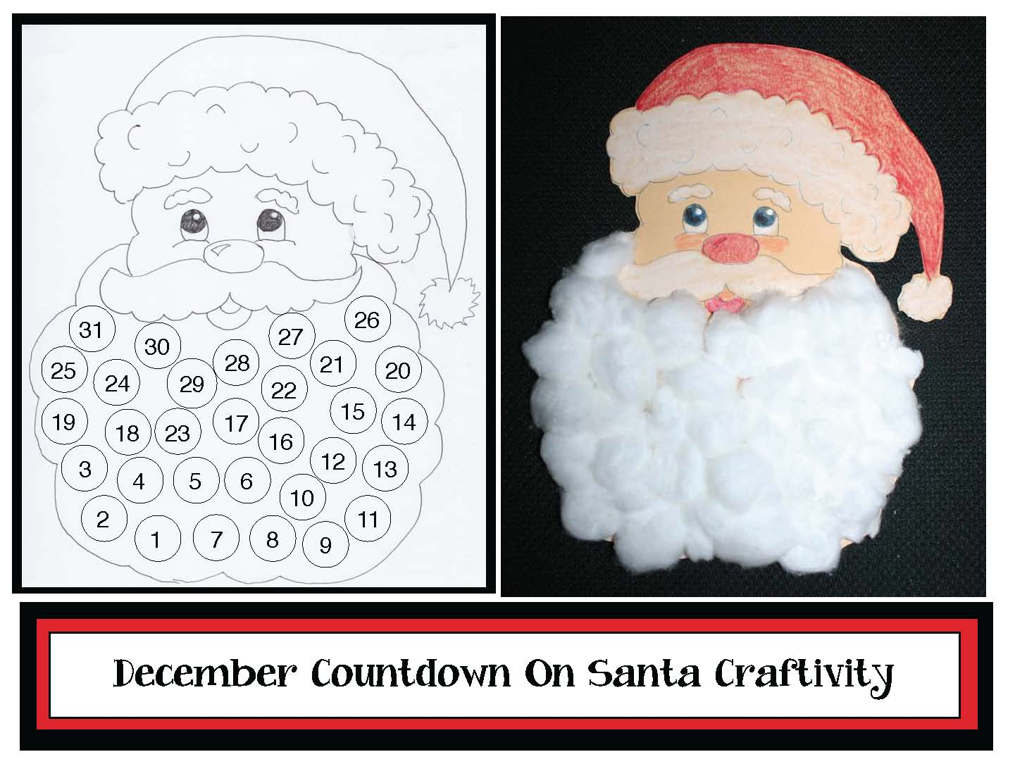 santa crafts, santa activities, counting down to christmas activities, countdown activities, reindeer crafts, wreath crafts, hand and foot reindeer craft, handprint reindeer antler crafts, handprint poems, fingerprint poems, finger print poems, hand print crafts, christmas crafts, christmas gifts for kids to make, kid made christmas gifts, kids crafts for christmas, shape activities, rudolph activities, shape slider, reindeer lunch bag puppet, finger print wreaths, secondary color mixing activities