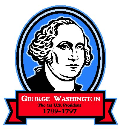 President Washington, coins, coin activities, coin games, coin lessons, coin booklets, coin art projects,