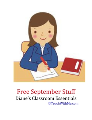 Free September Stuff II