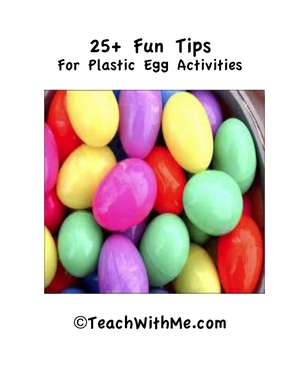 Fun With Plastic Eggs