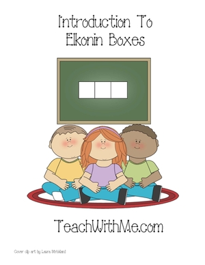 Introducing Children To Elkonin Boxes