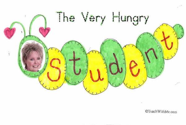Booklet: The Very Hungry Student