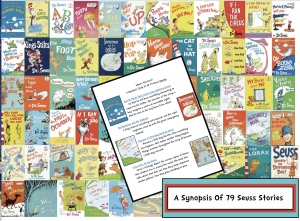 A Synopsis Of 79 Seuss Stories