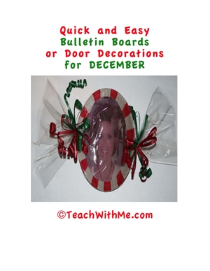 December Bulletin Board Ideas