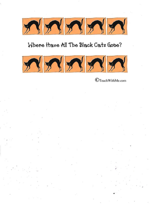 Booklet: Where Have All The Black Cats Gone?